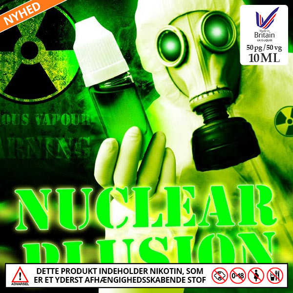 NUCLEAR PLUSION