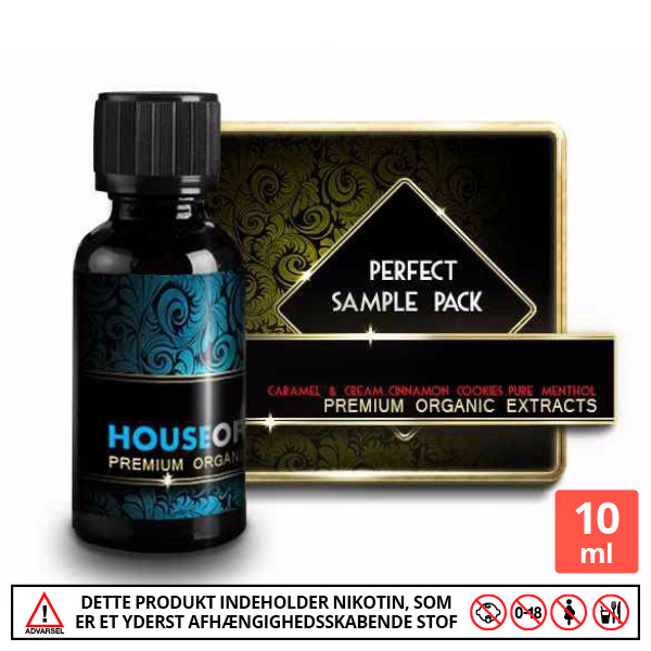 Organic Perfect Sample Pack