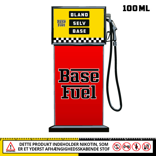 Base Fuel 50PG / 50VG