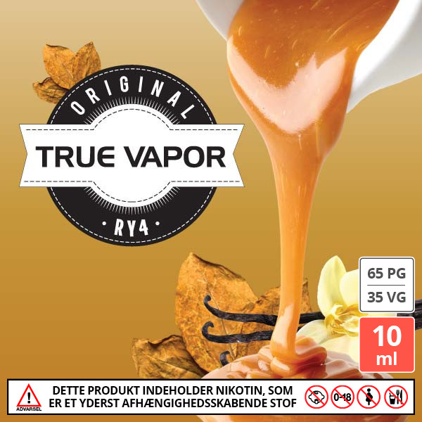 Ry4 True Vapor e-juice