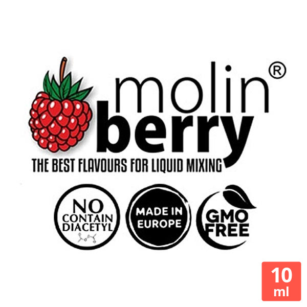 Molinberry 10ml aroma