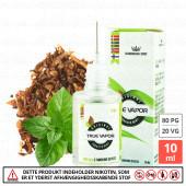 Tobacco/Mint Mix