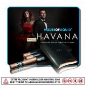 Havana 3X eCigars-Leather Case 18Mg