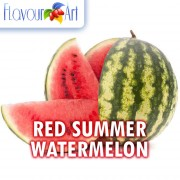 Red Summer Watermelon