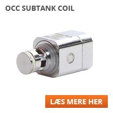 OCC Subtank coil